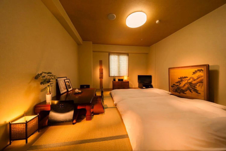 Nice Hakuba Springs Hotel   Japanese Tatami Room
