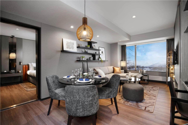 Hinode Hills - 3 Bedroom Suite | SamuraiSnow