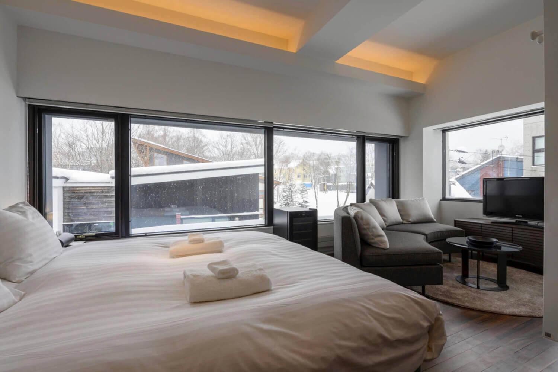 Hinzan 1 Bedroom Studio Penthouse Samuraisnow