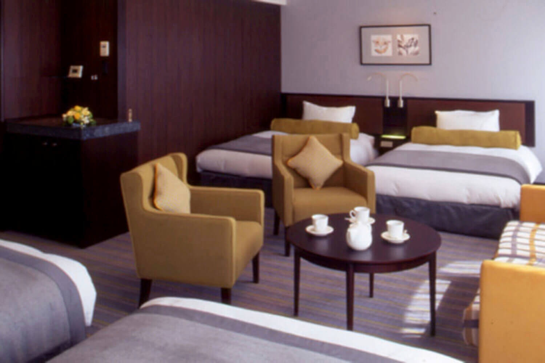 Keio Plaza Hotel   Fourth Room