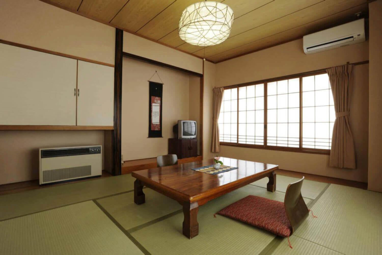 Oyado Furuya   Japanese Tatami Room