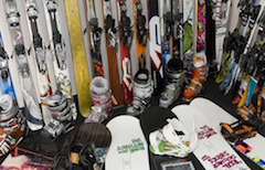 Central Snowsports Equipment Hire