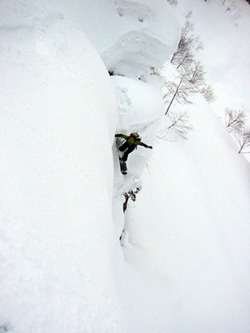 Hakuba Guiding Group Off Piste