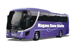 Nagano Snow Shuttle to Hakuba