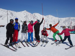 Madarao Action Snowsports Lessons