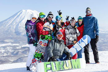 Niseko Group Lessons
