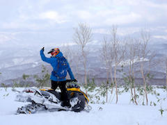 Niseko Snowmobile Tours