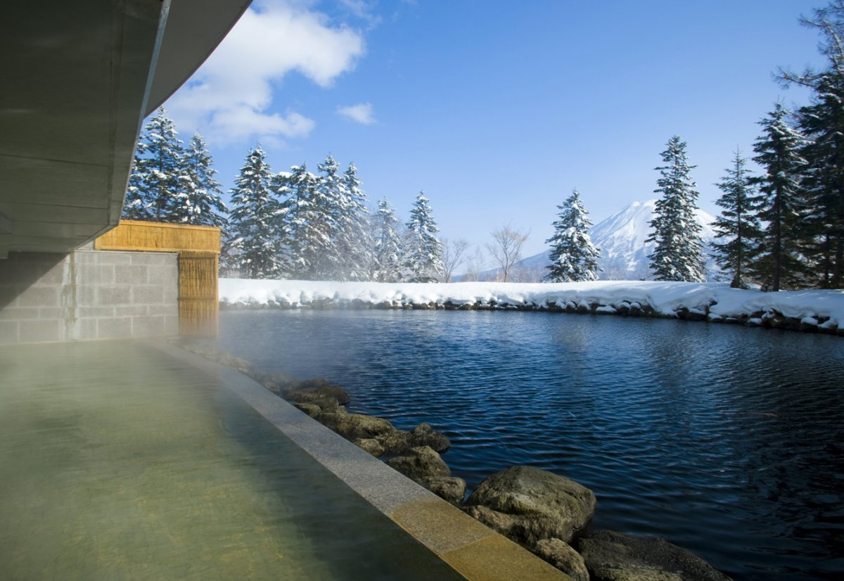 Niseko Onsen Hot Springs