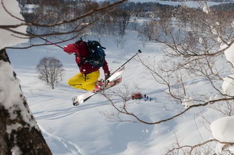 CAT Skiing with Niseko Photography