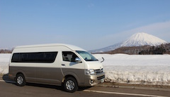 CAN Private Transfers Niseko Hirafu