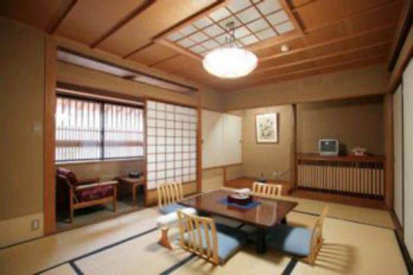 tokiwaya ryokan standard japanese tatami room